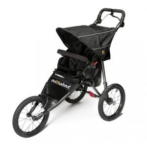 Jogger Kinderwagen zum Laufen von Out n About_2