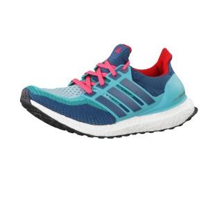 Adidas ultra boost Laufschuh türkis blau mit E-TPU Sohle