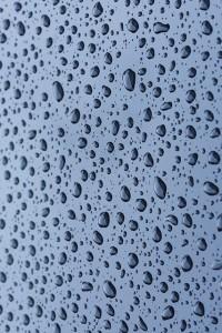 Imprägnierung - Wasser perlt ab