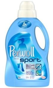 Sportwaschmittel Perwoll aktiv und Sport im Test