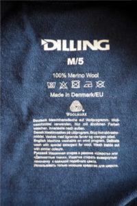 Waschhinweise zum Merino Shirt