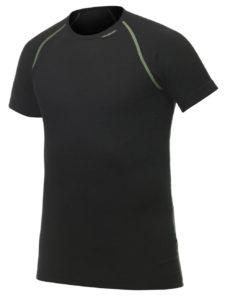 Test Merino Shirt beim Sport Woolpower Tee Lite