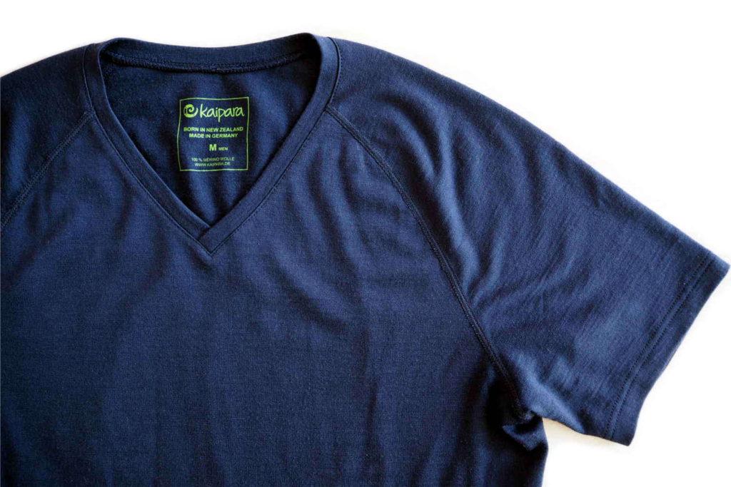 Merino Shirt Test und Erfahrungen beim Laufen