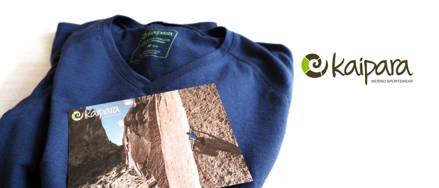 Test des T-Shirts aus 100% Merinowolle beim Sport inbesondere Laufen