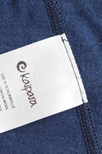 Nahaufnahme Kaipara Etikett