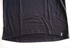 Trigema Merino Shirt mit langem Rücken