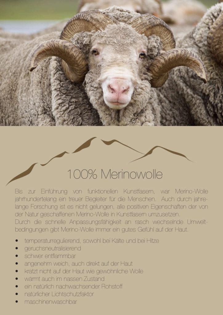 Trigema Merinowolle Eigenschaften