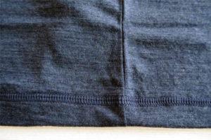 super.natural Merino Shirt Test - Verarbeitung Qualität