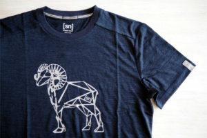 super.natural Merino Shirt Test - Erfahrungsbericht Tempo Tee