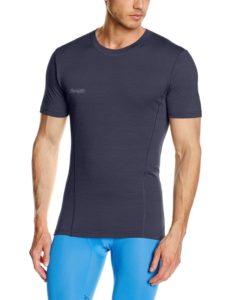 Bergans Soleie Tee Merino Shirt dunkel blau im Test