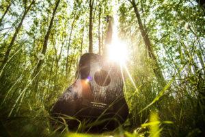 Musik in der Natur geniessen