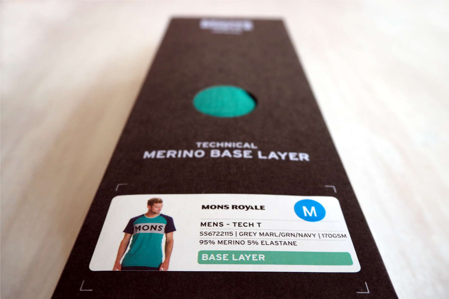 Mons Royale Test Merino Shirt