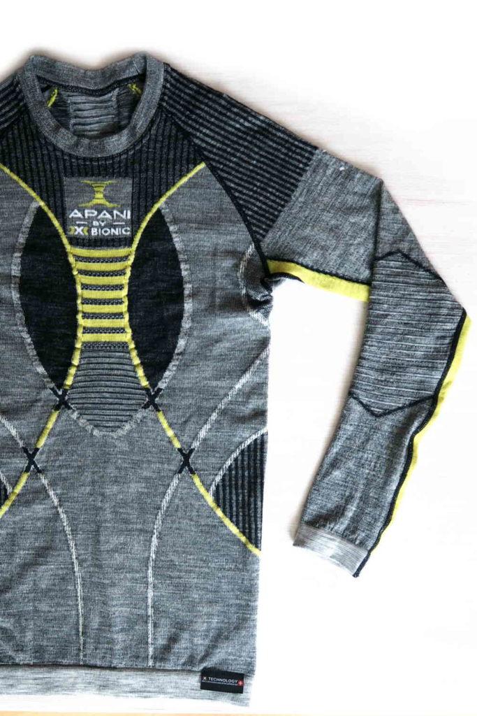 Apani by X-Bionic Fastflow Merino Shirt