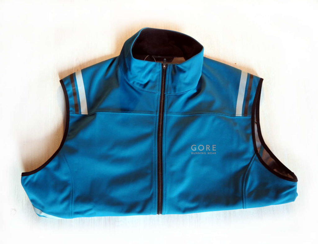 Gore Windstopper Laufweste Mythos 2.0