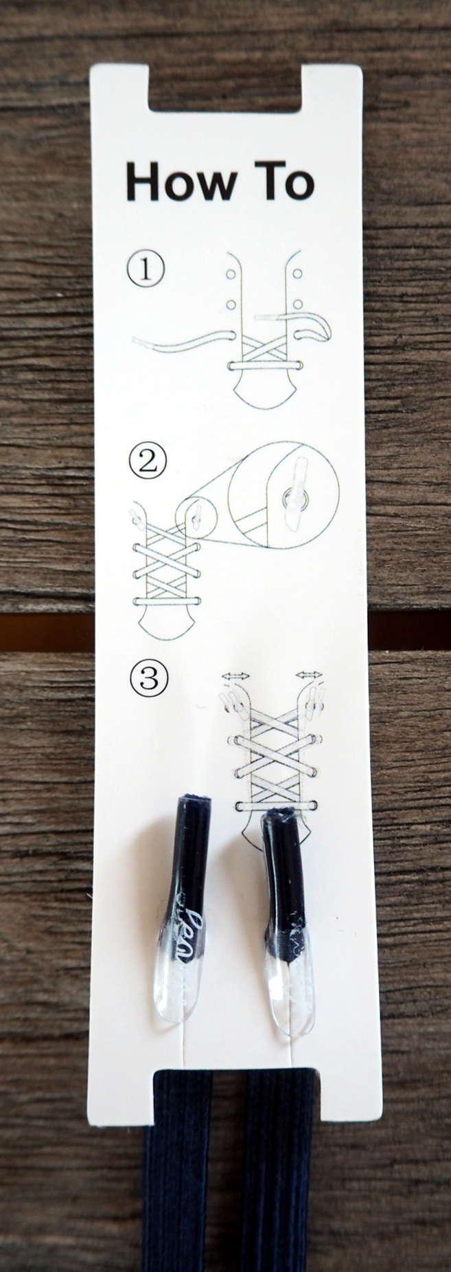 Schnürsenkel ohne Schleife | Ein leazy Test | der Jogger