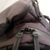 Laptopfach des Rucksacks abschließbar