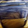Rucksack Laptopfach mit Reißverschlusstaschen