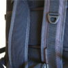 Rucksack Polsterung und Schultergurte