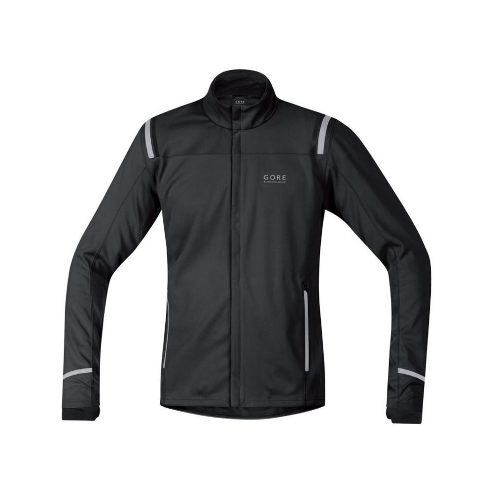 Gore Running Wear warme Laufjacke für den Winter