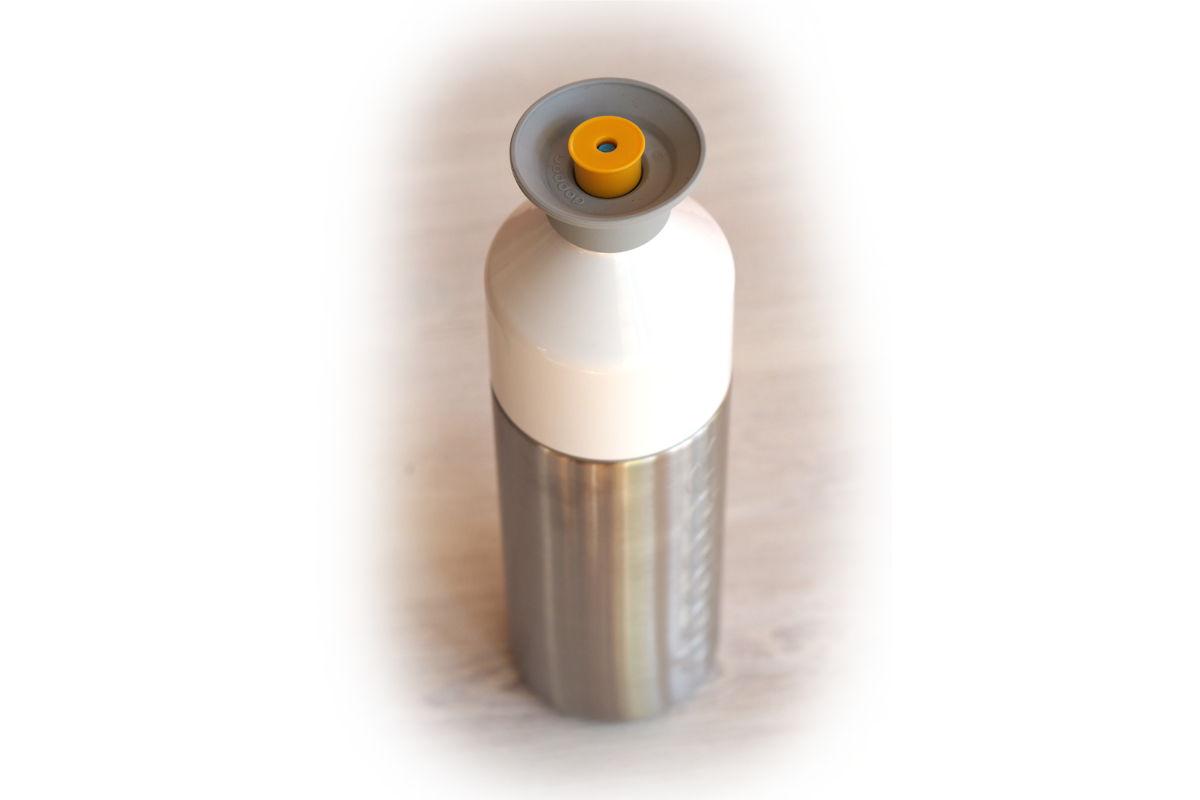 Trinkflasche mit Sportaufsatz Dopper Sport Cap