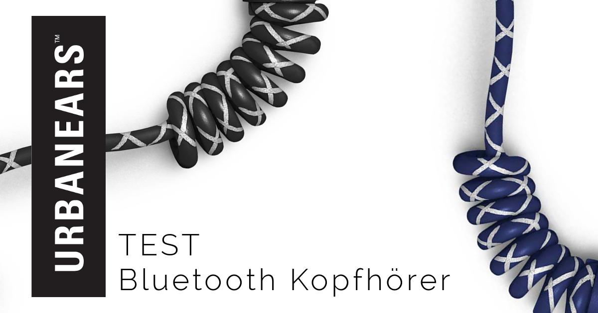 Test Bluetooth Kopfhörer zum Laufen - Urbanears Stadion Test