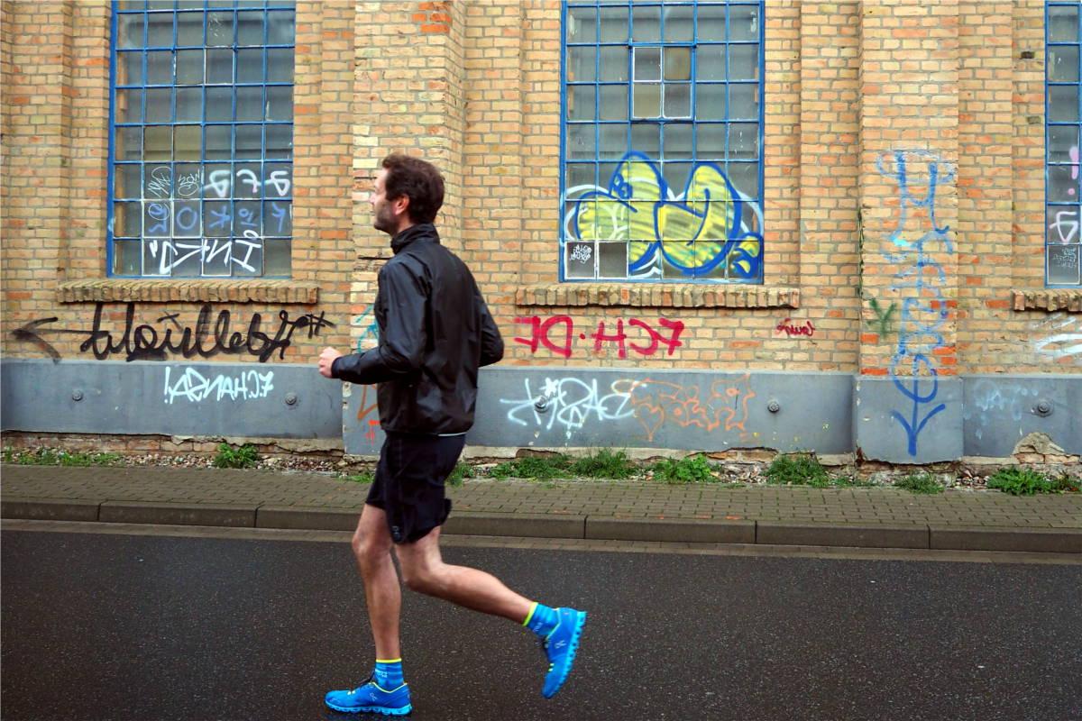 Praxistest des neuen Laufschuhs Cloud X von On aus der Schweiz