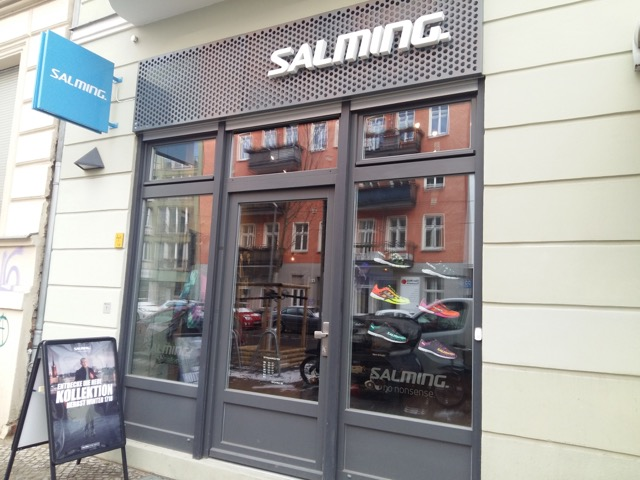 Salming Laufladen in Berlin