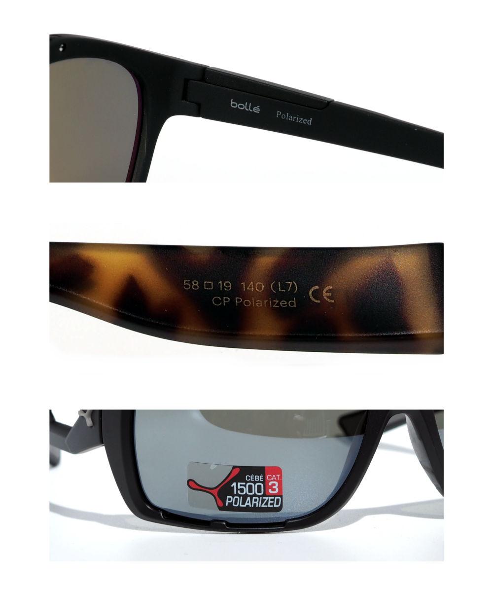 Sonnenbrillen mit polarisierten Gläsern