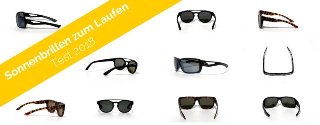 Sonnenbrillen zum Laufen Test 2018_Titel 1280_500