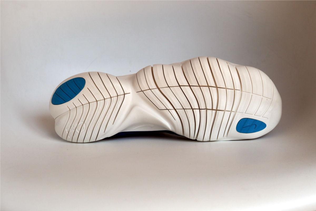 Minimalistischer Laufschuh Nike Free RN 5.0 2019 im Test