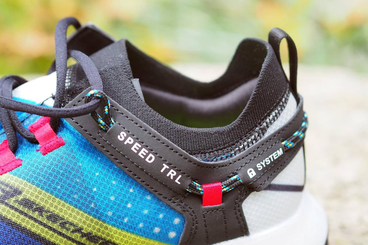 Skechers Heel-Lock System